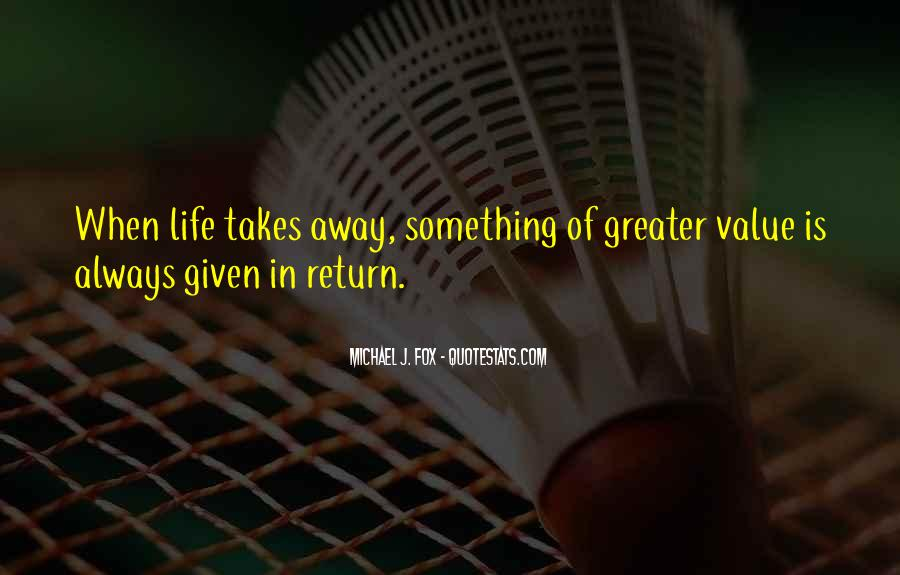 Say Something About Life Quotes #169