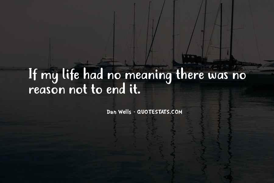 Say Something About Life Quotes #680