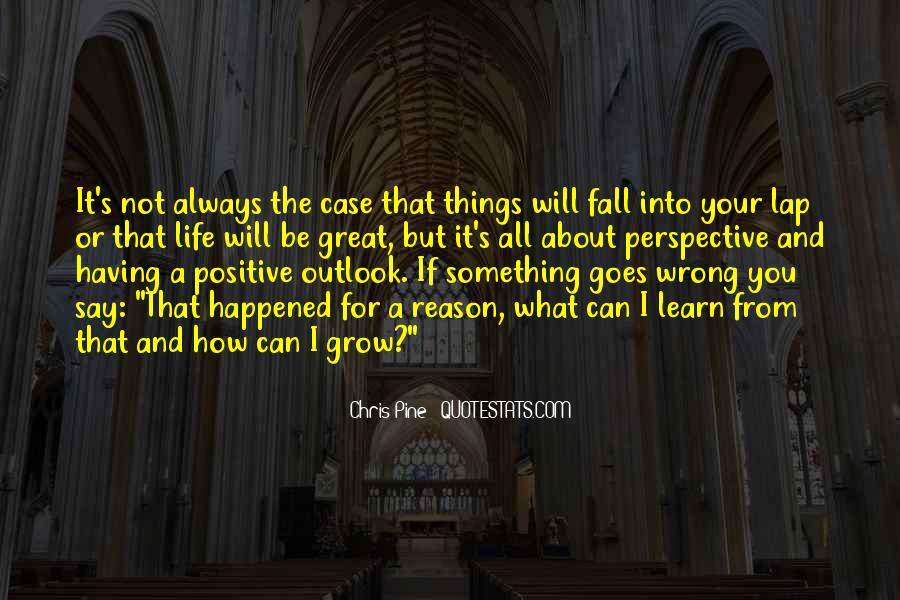 Say Something Positive Quotes #168219