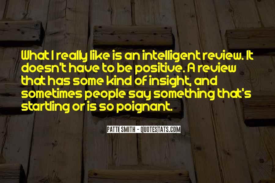 Say Something Positive Quotes #1759673