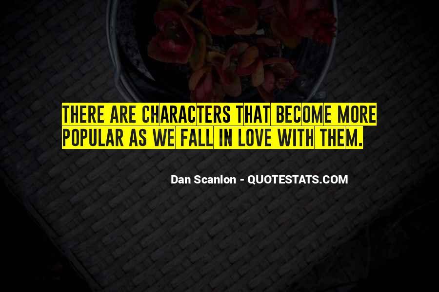 Scanlon Quotes #1716118