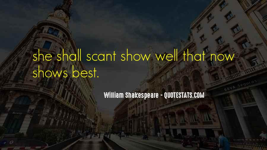 Scant Quotes #1182110