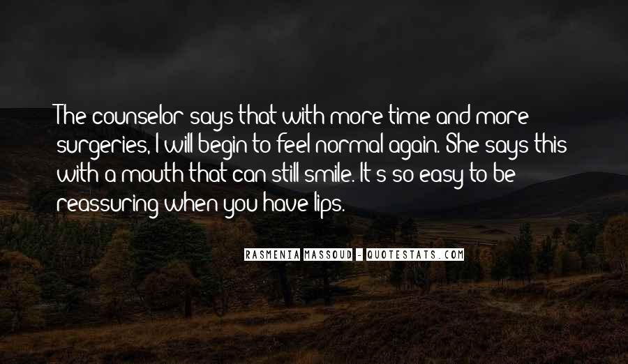 Scar Quotes #117130