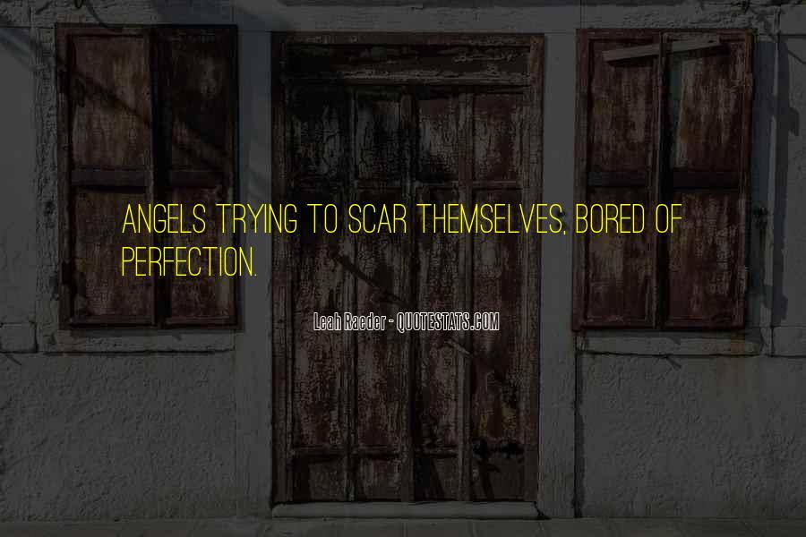 Scar Quotes #121769