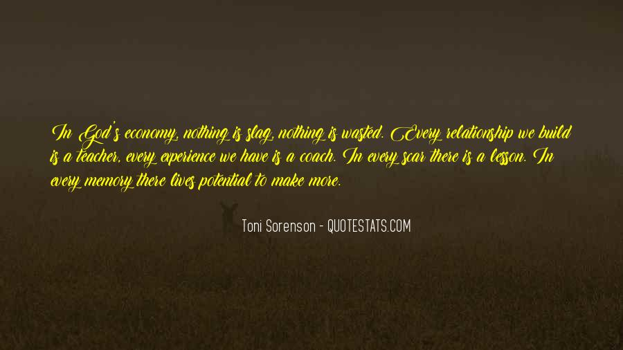 Scar Quotes #145745