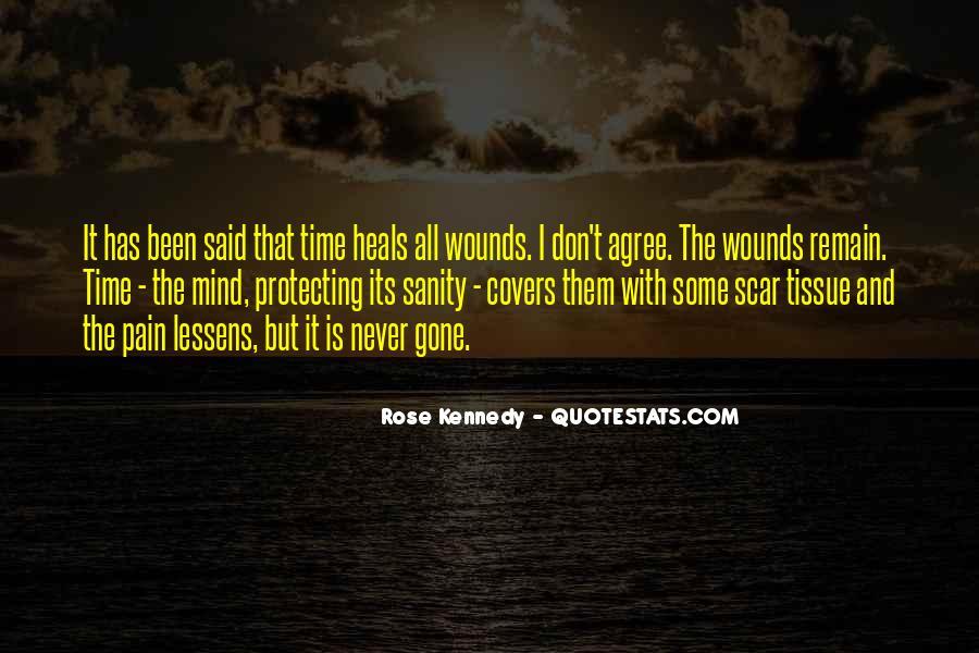 Scar Quotes #311355