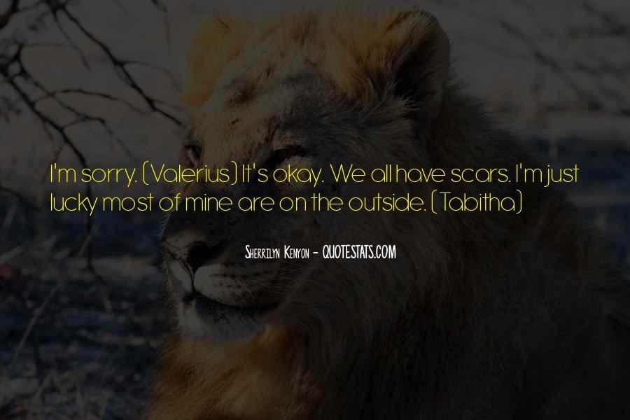Scar Quotes #4835