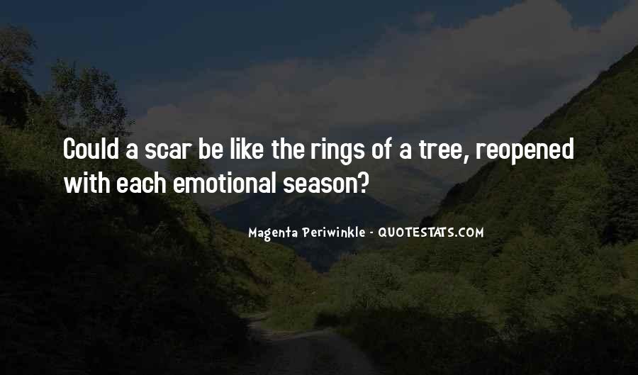 Scar Quotes #99966