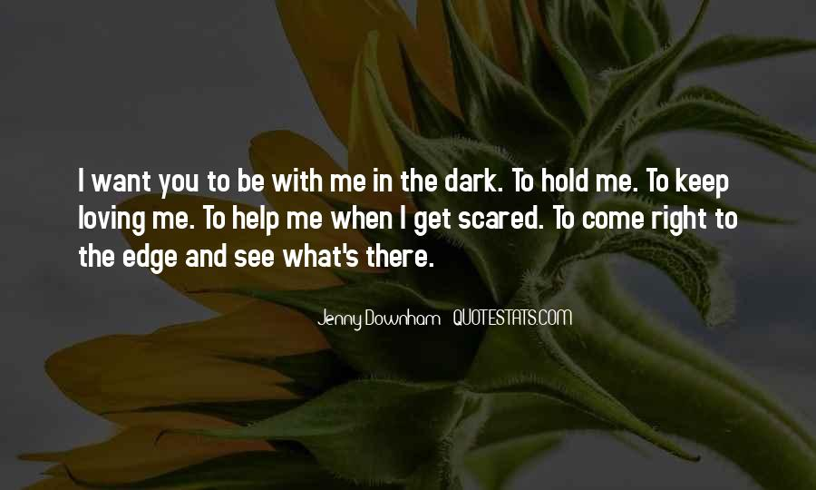 Scared Love Quotes #515044