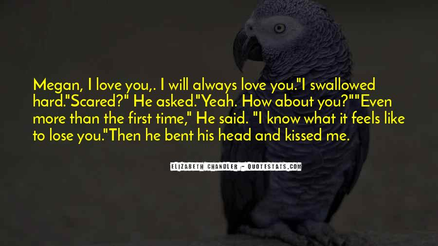 Scared Love Quotes #547253
