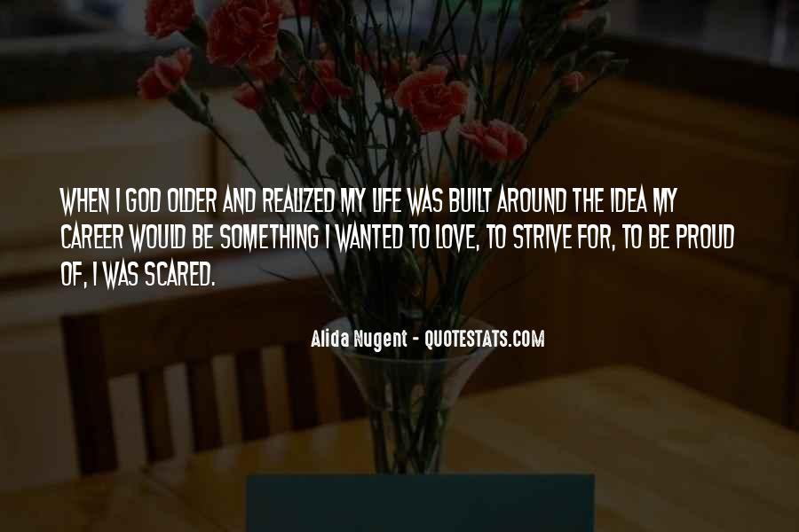 Scared Love Quotes #574458