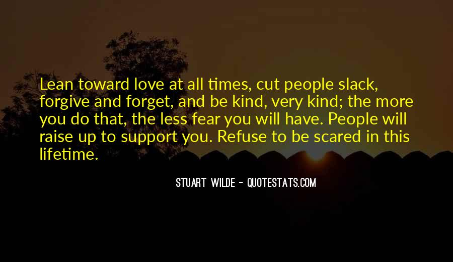 Scared Love Quotes #801691