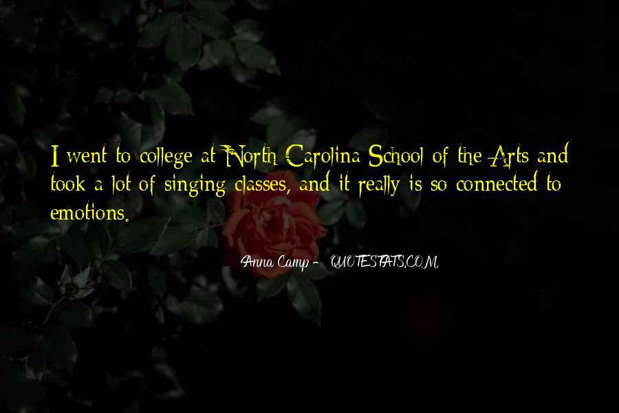 School Camp Quotes #1771373