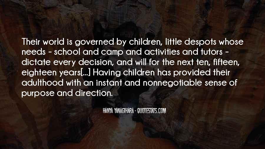 School Camp Quotes #183476