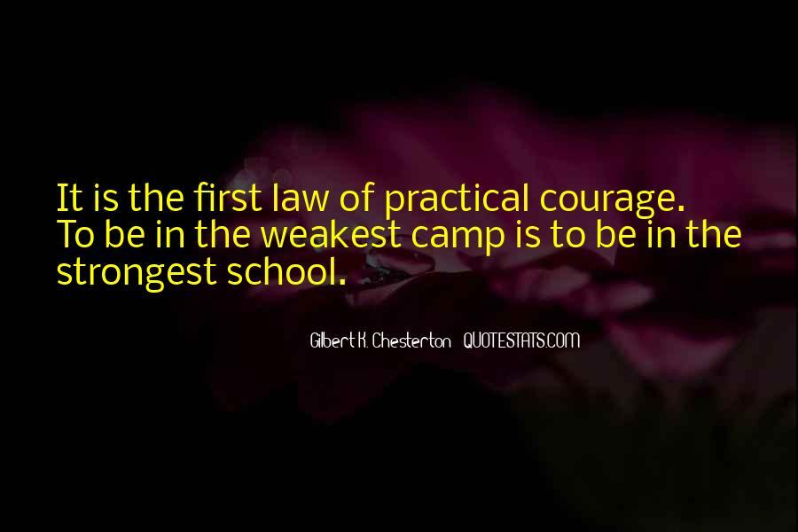 School Camp Quotes #420349