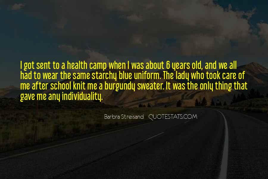 School Camp Quotes #537711