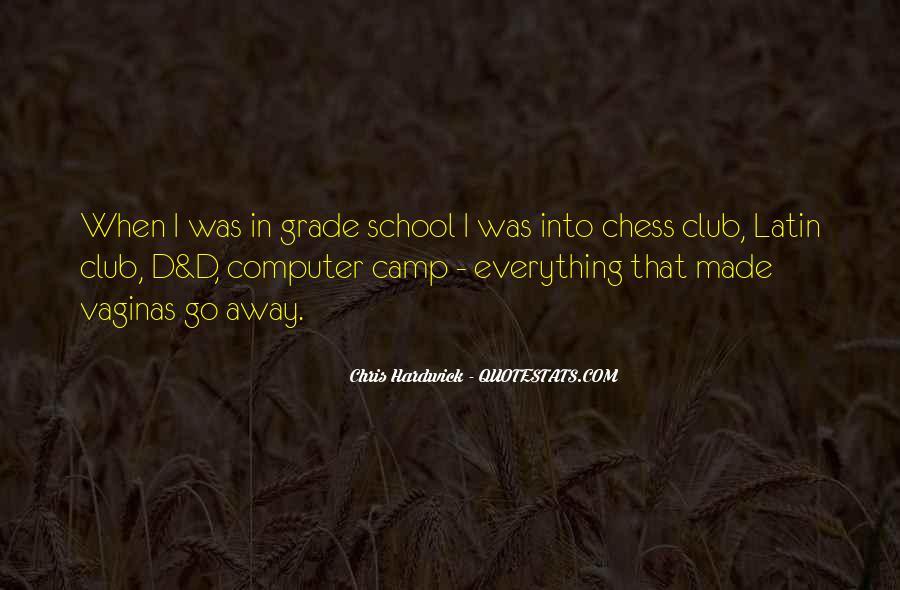 School Camp Quotes #64235