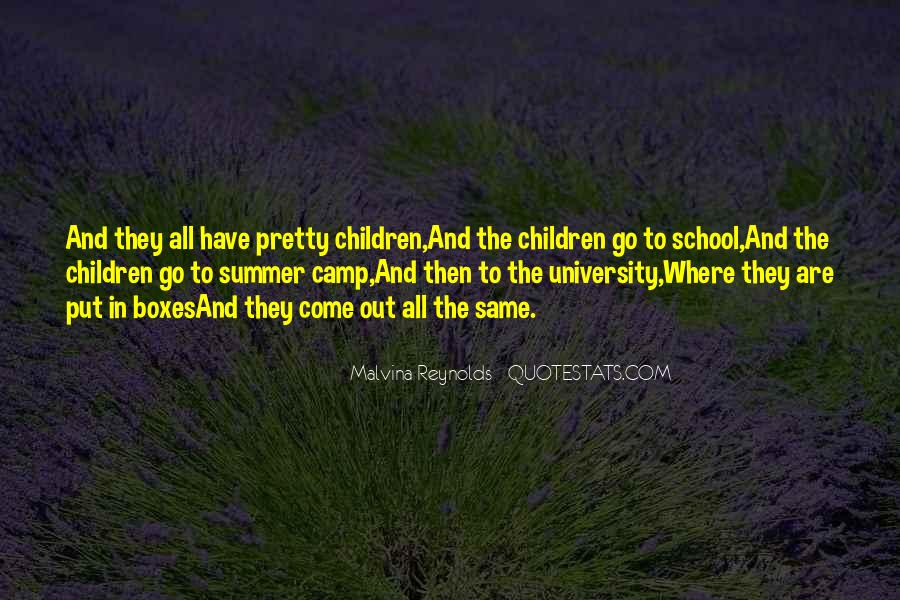 School Camp Quotes #686477