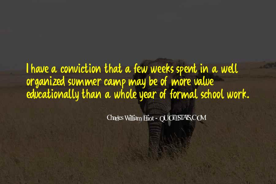 School Camp Quotes #916421