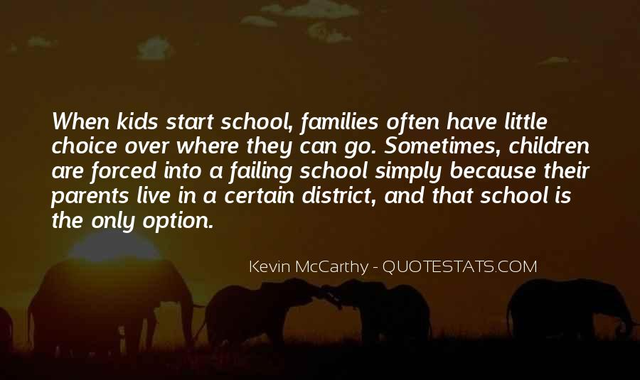 School District Quotes #1403871
