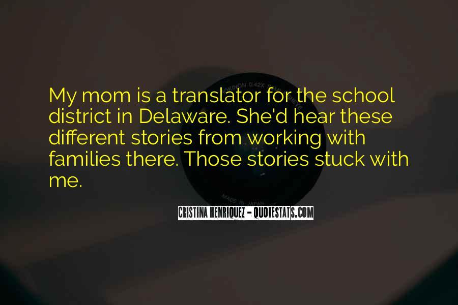 School District Quotes #1597304