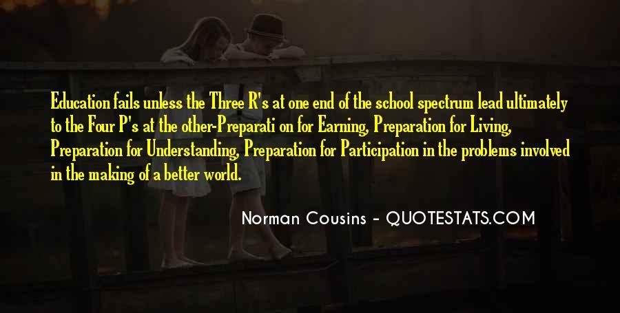 School Participation Quotes #1313377