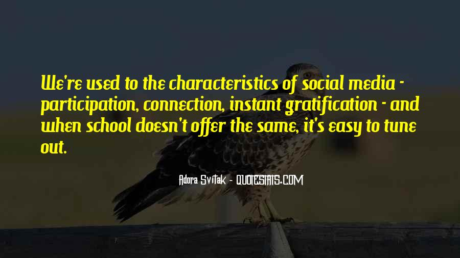 School Participation Quotes #557973