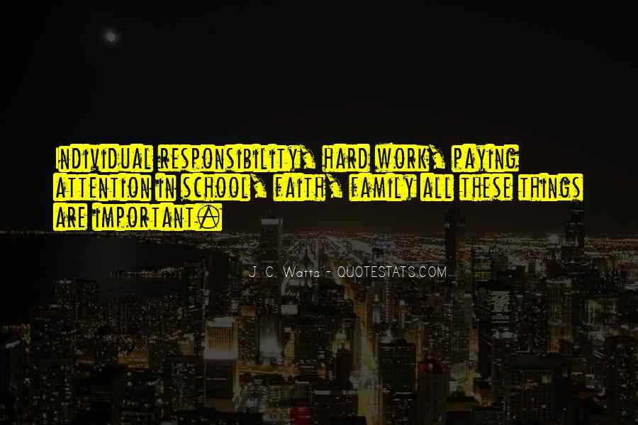 School Work Hard Quotes #1021368