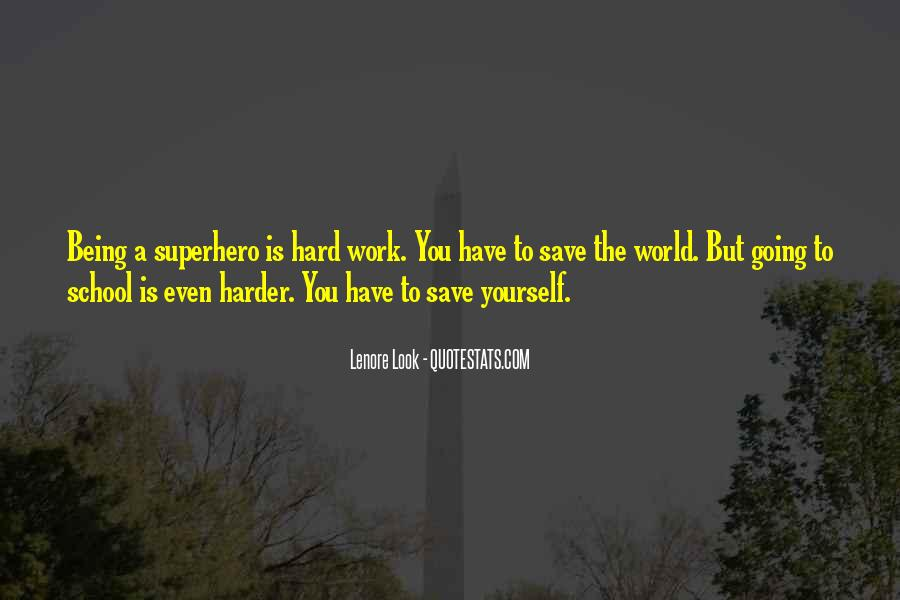 School Work Hard Quotes #1404386