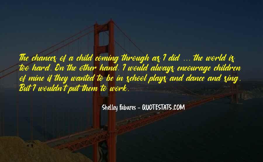 School Work Hard Quotes #1504008