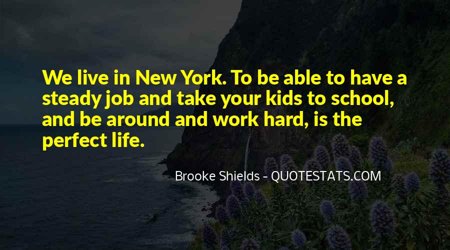 School Work Hard Quotes #159318