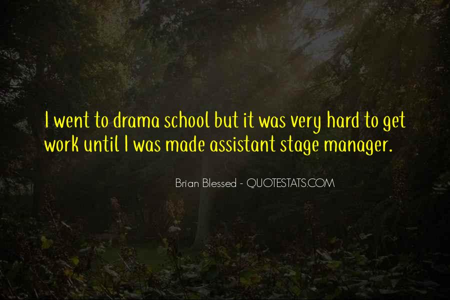 School Work Hard Quotes #1606776