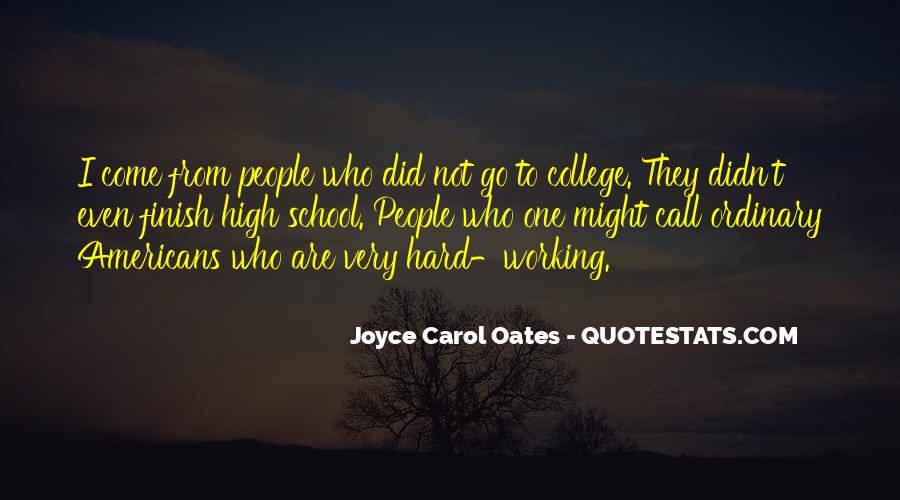 School Work Hard Quotes #1845236
