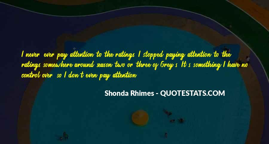 Quotes About Shonda Rhimes #1041794