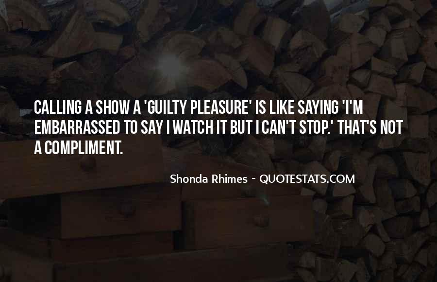 Quotes About Shonda Rhimes #1227903