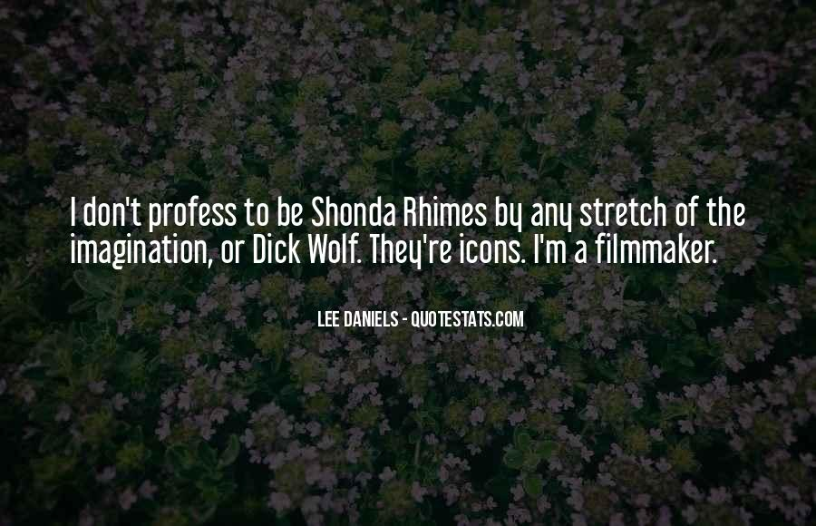 Quotes About Shonda Rhimes #1335375
