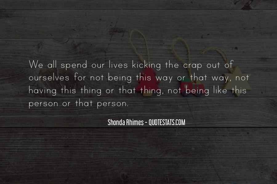 Quotes About Shonda Rhimes #329697