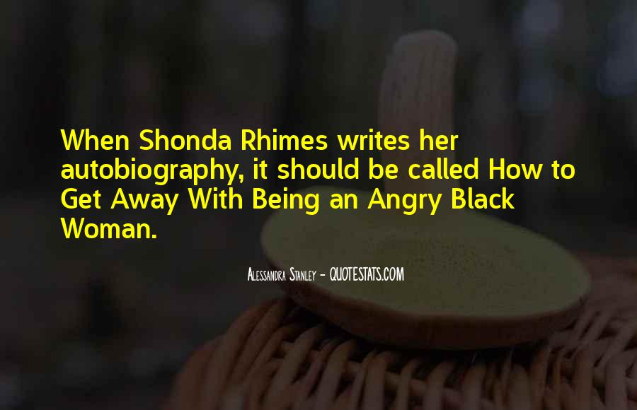 Quotes About Shonda Rhimes #815922