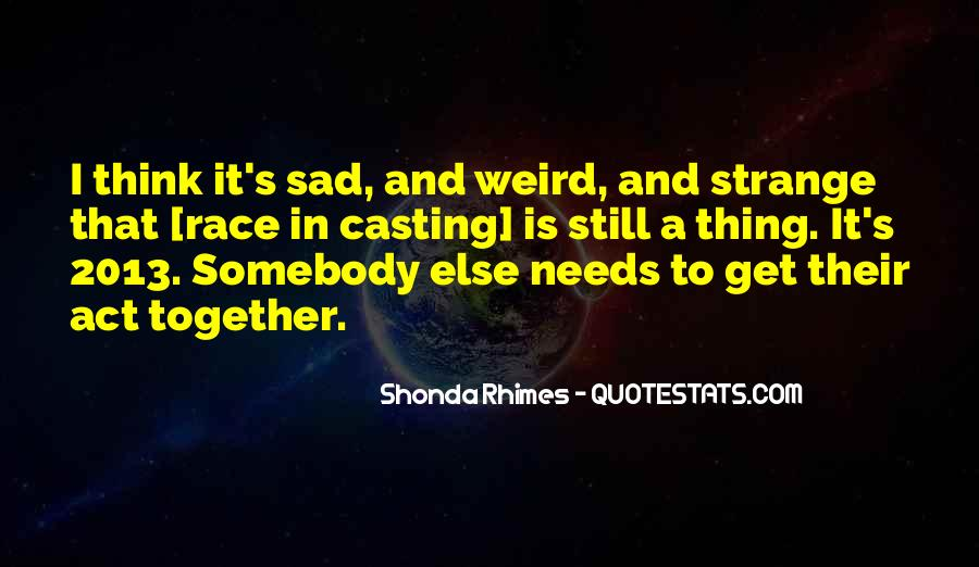 Quotes About Shonda Rhimes #968644