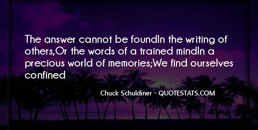 Schuldiner Quotes #408322