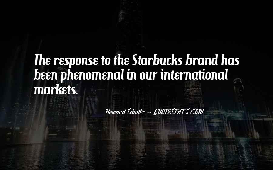 Top 47 Schultz Starbucks Quotes: Famous Quotes & Sayings ...