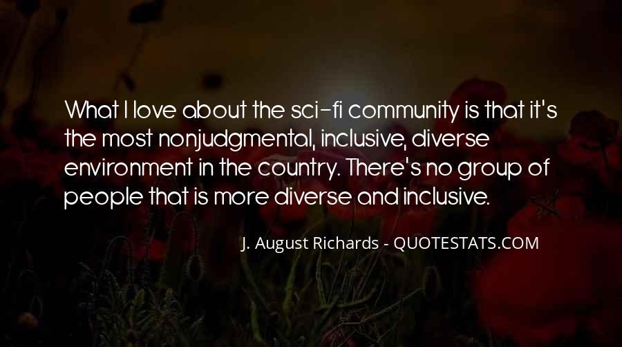 Sci Fi Love Quotes #113034