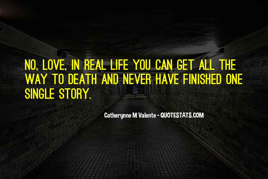Sci Fi Love Quotes #1464891