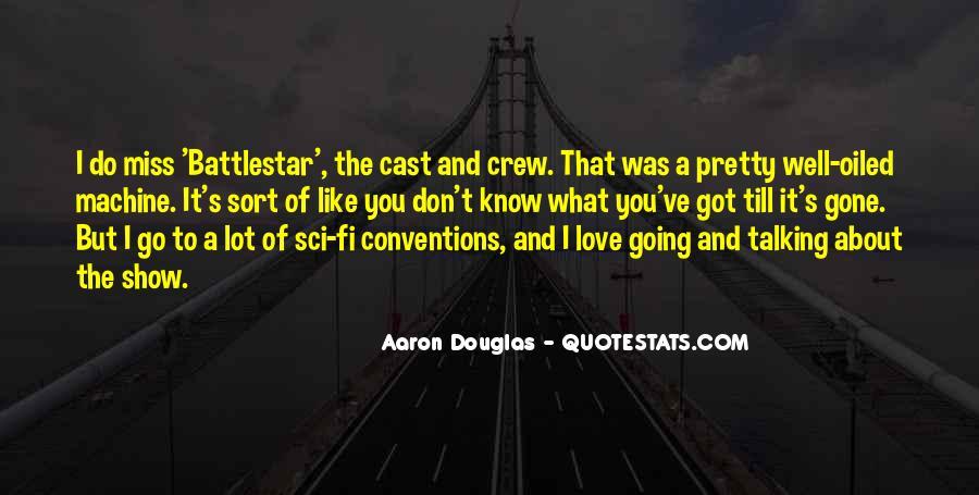 Sci Fi Love Quotes #153893