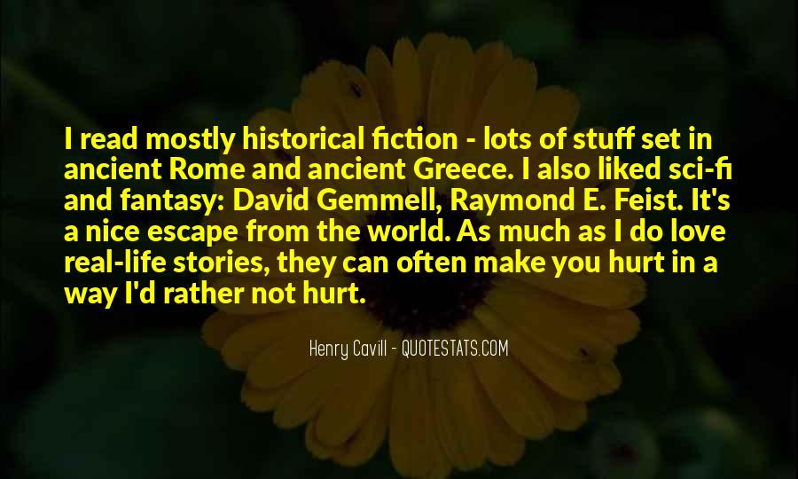 Sci Fi Love Quotes #1660551