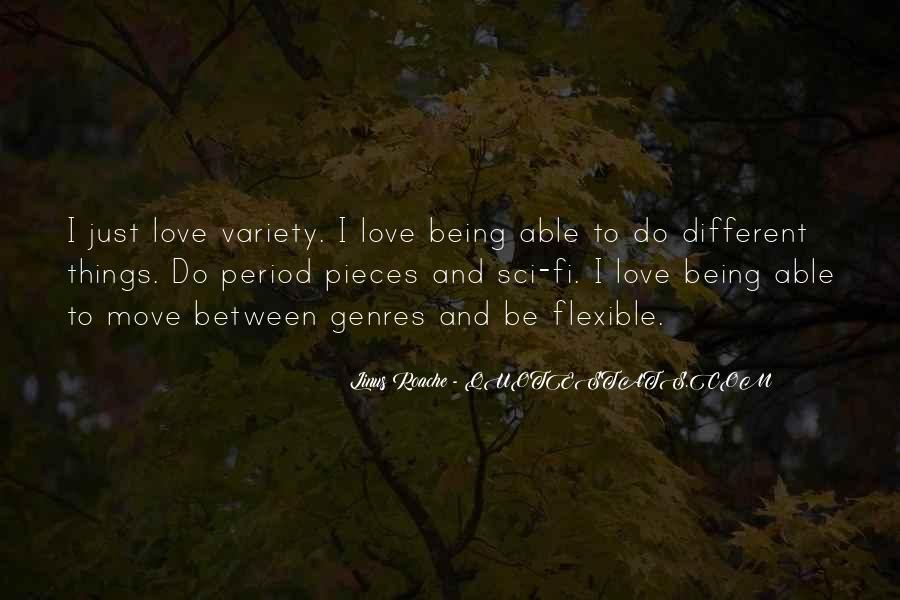 Sci Fi Love Quotes #1816488