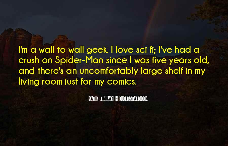 Sci Fi Love Quotes #1829535