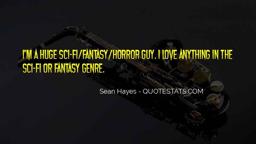 Sci Fi Love Quotes #950425