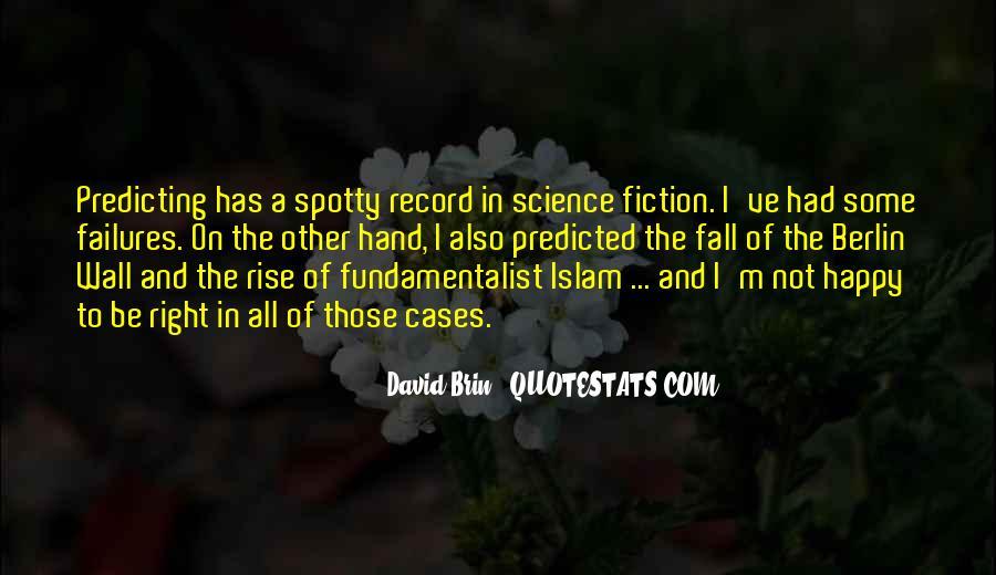 Science Failures Quotes #1429723