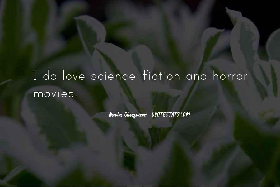 Science Fiction Love Quotes #283623